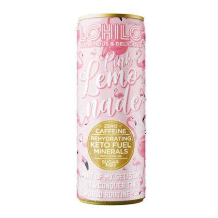 lohilo keto pink lemonade 330ml