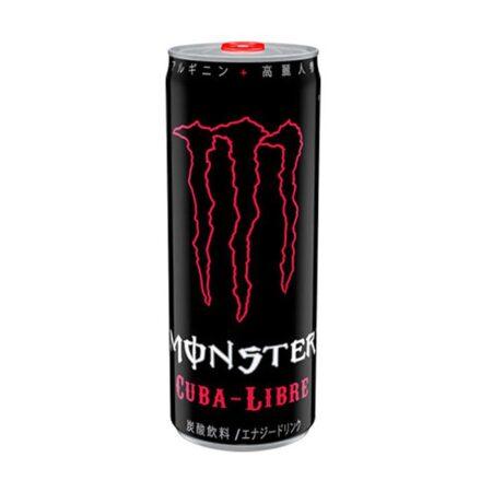 monster cuba libre japan exclusive 355ml