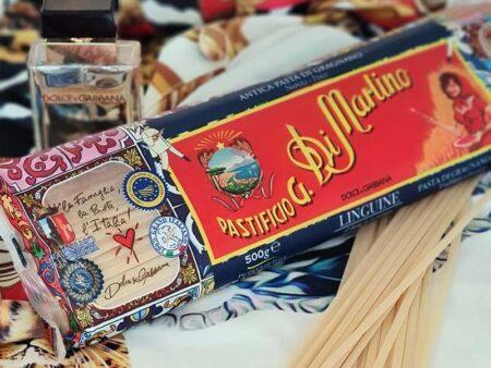 pastificio g di martino makaronia dolce gabbana linguine 500g 2