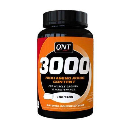 qnt amino acid 3000 100 tampletes
