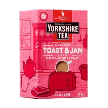 toast and jam taylors yorkshire 125g