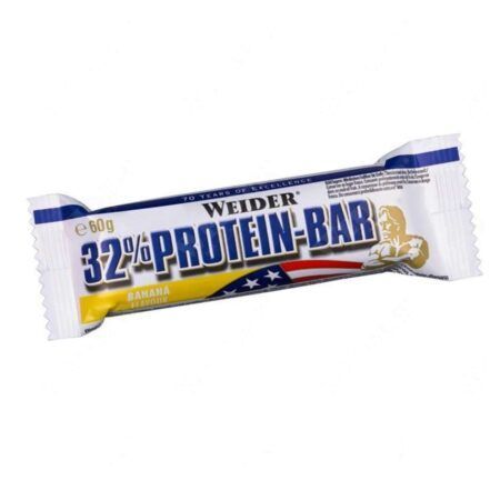 32 proteinbar 60g banana weider 60g