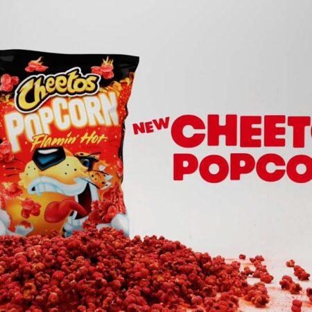 Cheetos Popcorn Flamin Hot 184 2