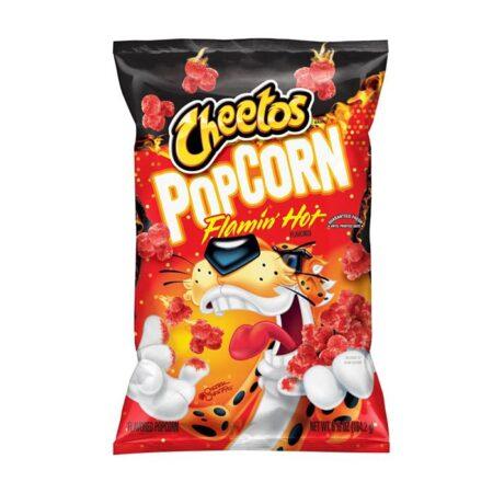 Cheetos Popcorn Flamin Hot 184 2g