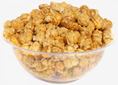 JIMMYS caramel salted POPCORN 1