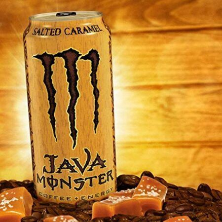 Java Monster Salted Caramel 2