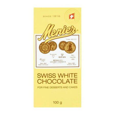 Menier White Cooking Chocolate