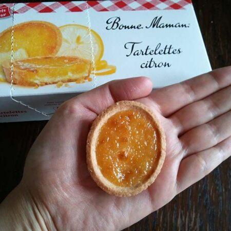 Tartelettes citron Bonne Maman 2