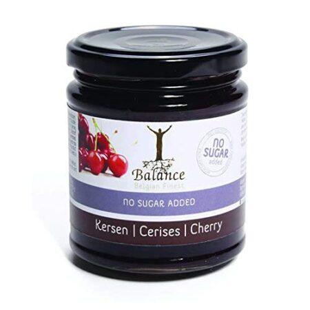 balance cherry jam 220g
