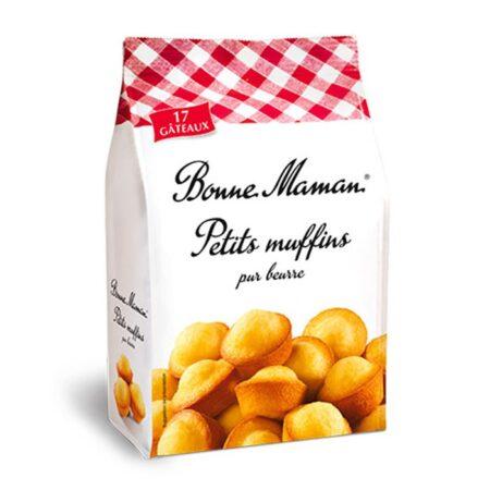 bonne maman petits muffins vanilla 235g