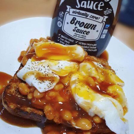 brown notguilty virtually zero sugar free sauce the skinny food co 425ml.jpg 2