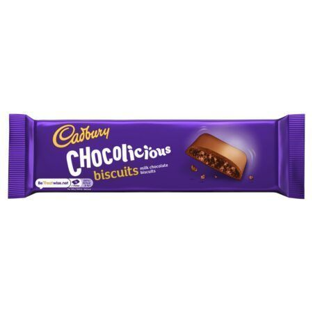 cadbury chocolicious 110g