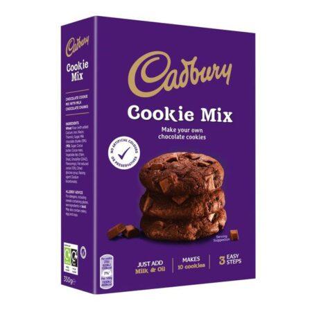 cadbury cookie mix 265g