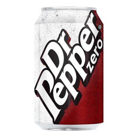 dr pepper zero ml