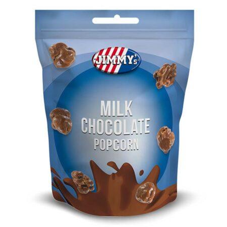 jimmys milk chocolate popcorn