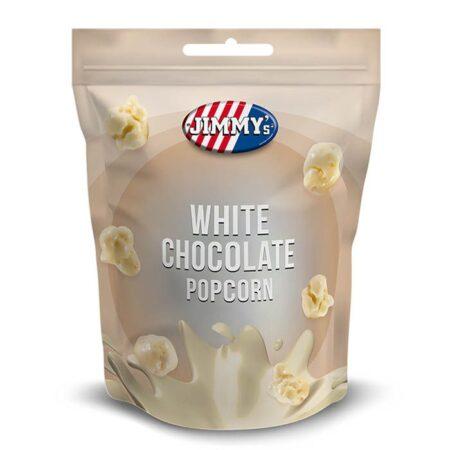 jimmys white chocolate popcorn