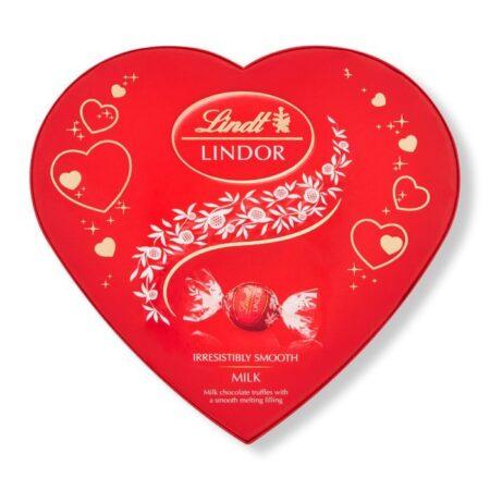 lindt heart box