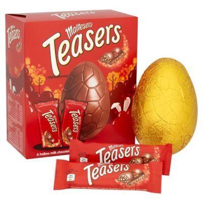 maltesers teasers large egg 248g 2