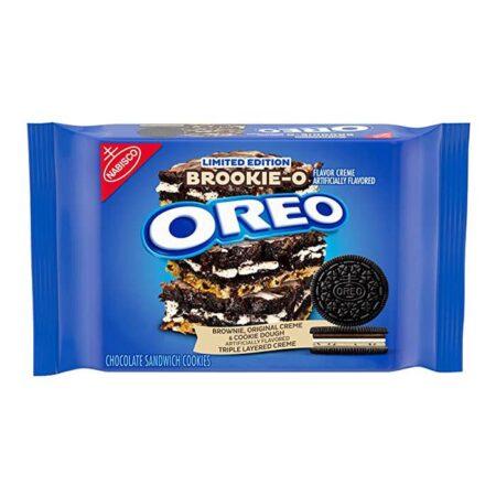 nabisco brookie o cookies