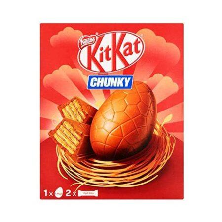 nestle kitkat chunky egg 260g