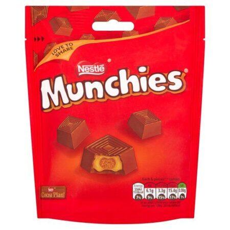 nestle munchies original g