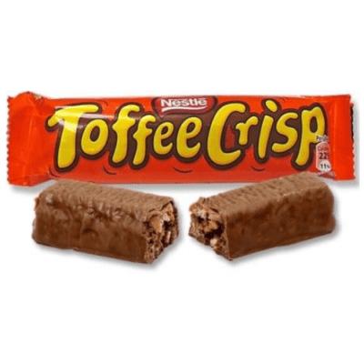 nestle toffee crisp 38g 2