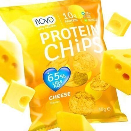 novo easy protein chips cheese 30gr 2