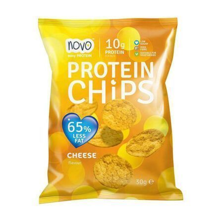 novo easy protein chips cheese 30gr