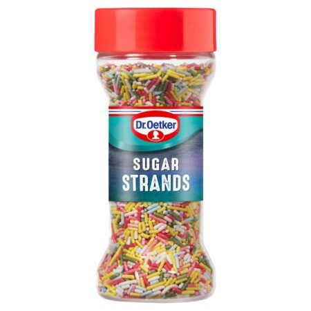 oetker sugar strands 55g