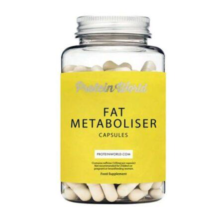 protein world fat metaboliser  caps