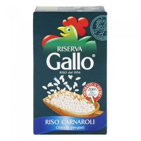 riso gallo carnaroli svkg