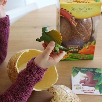 simon coll dinosaur egg 330g 2