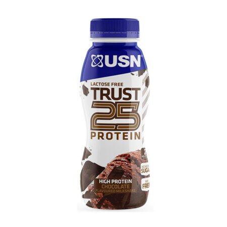 usn trust chocolate shake 330ml