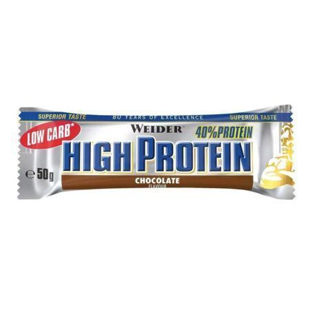 weider high protein bar chocolate 50gr