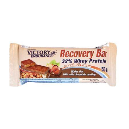 weider recovery protein bar hazelnut g