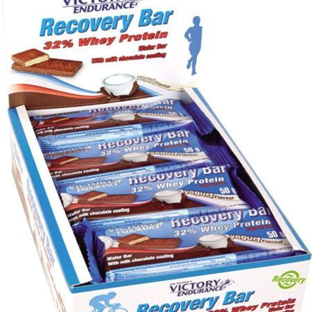 weider recovery protein bar yoghurt display 50g
