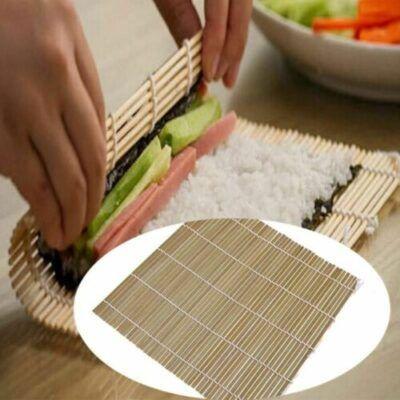 yutaka bamboo sushi rolling mat 11g 2