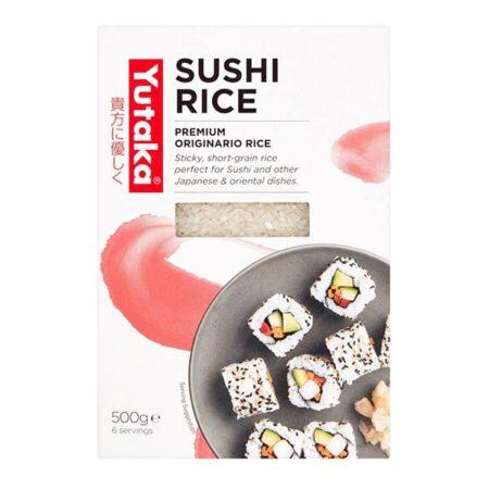 yutaka sushi rice g
