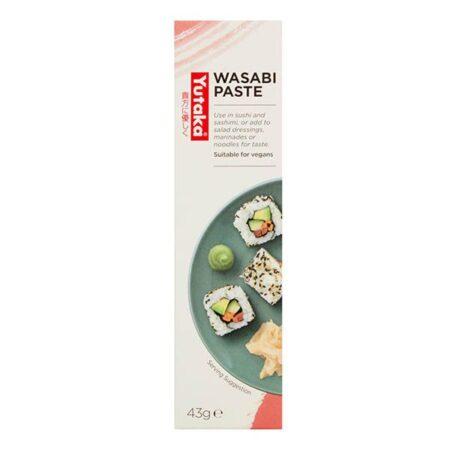 yutaka wasabi paste g