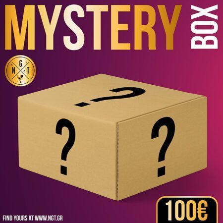 MYSTERY BOX GOLD revised 100e