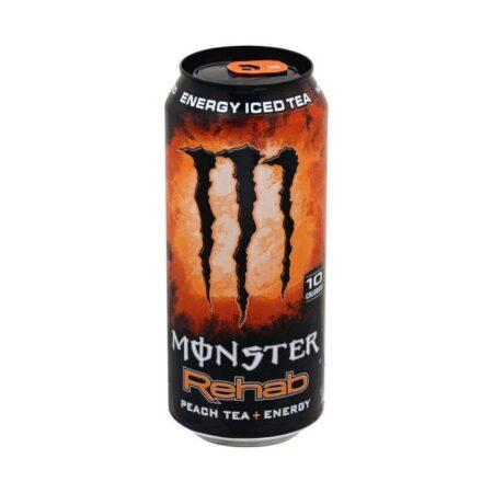 Monster Rehab Peach