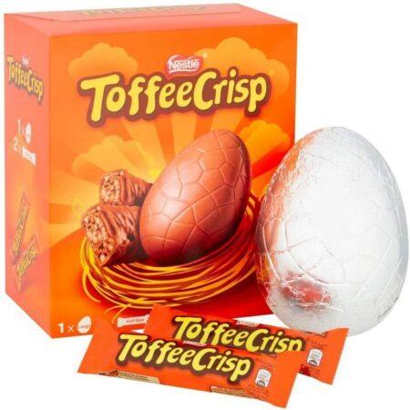 Nestle Toffee Crisp Large Egg 2