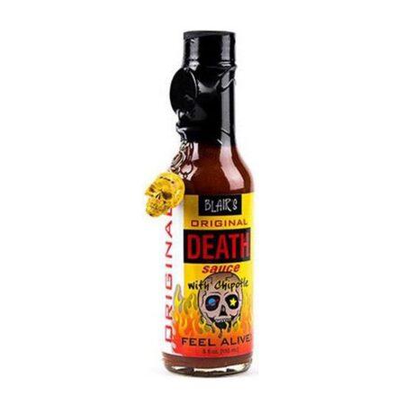 Original Death Sauce with Chipotle