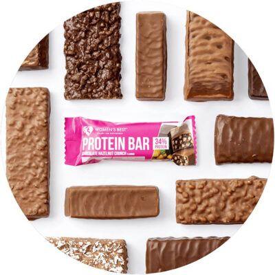 Protein Bar womens best coconut 44g 2