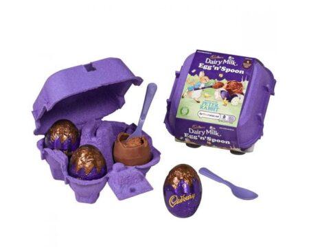 cadbury egg n spoon 136g 2