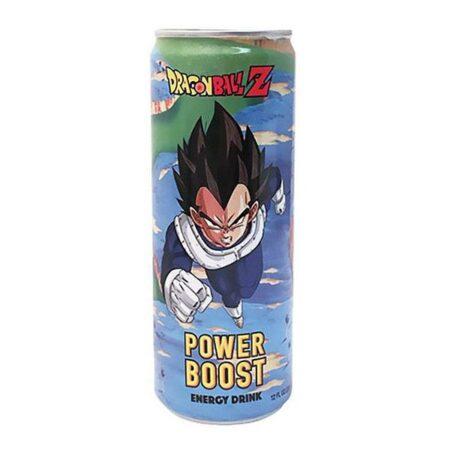 dbz vegeta power boost energy drink