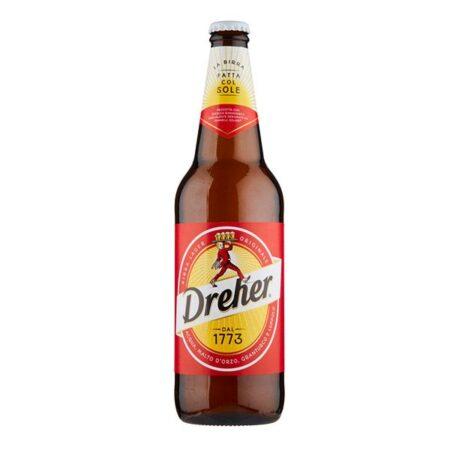 dreher birra lager