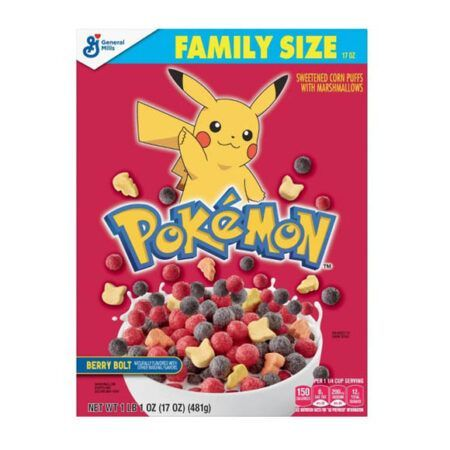 general mill pokemon cereal