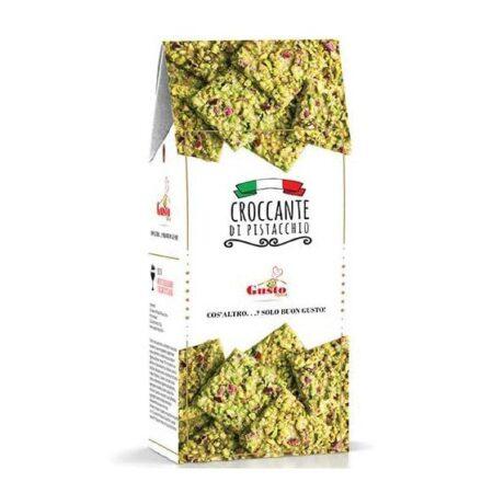 gusto croccante di pistacchio 120gr