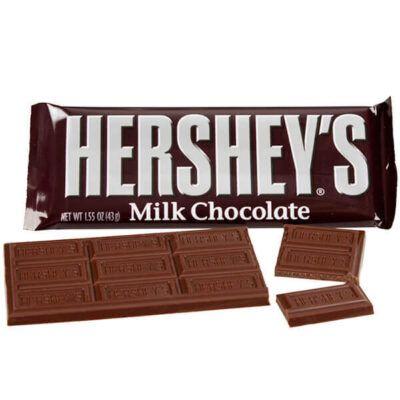 hersheys milk chocolate bar 1 55oz 43g 800x800 2